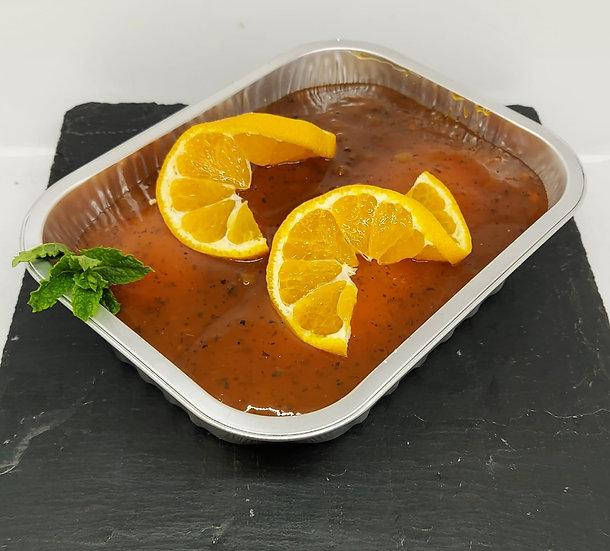 Orange & Mint Chicken