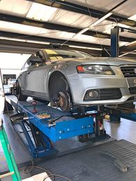 Audi Alignment