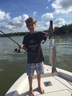 Redfish an Snook to Start off July!