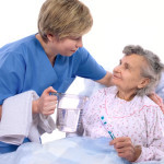 Study shows elderly and their caregivers need to focus more on oral health