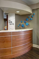 Shane McDowell, DMD Reception Desk