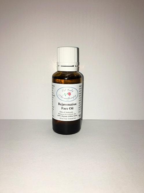 Rejuvenation Face Oil