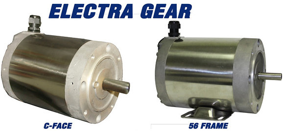 ELECTRA-GEAR STAINLESS STEEL MOTOR