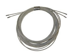 STAINLESS STEEL CABLE 5/16″ (BY THE FOOT)