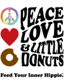Peace, Love & Little Donuts Logo.png