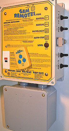 FOUR MOTOR CONTROL SYSTEMS (GR4A)