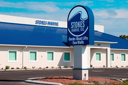 Meridian Builds New Location for Award-Winning SWFL Marine Contractors, Stokes Marine, Inc.
