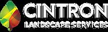Cintron Landscape Services LOGO WHITE SH