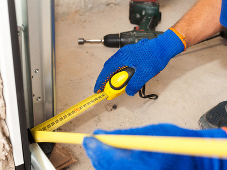 How to Measure Your Garage Door