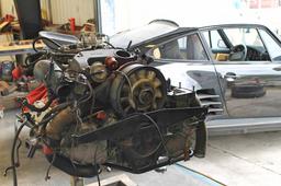 Air cooled Porsche engine reseal