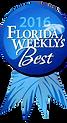 Florida Weekly's Best Award