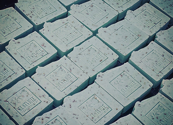 """Rosemary Mint"" Body Bar (100% natural soap)"