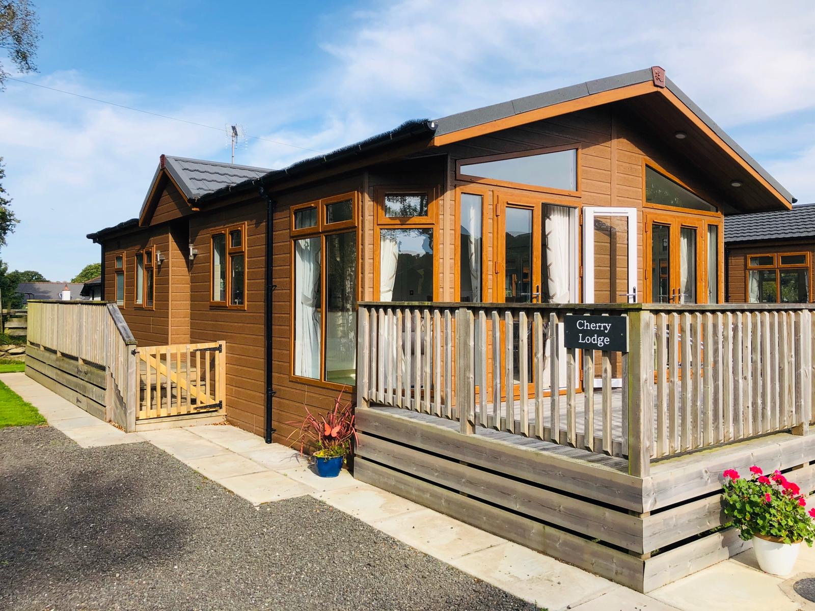 2 Bedroom Luxury Lodges for sale, Devon