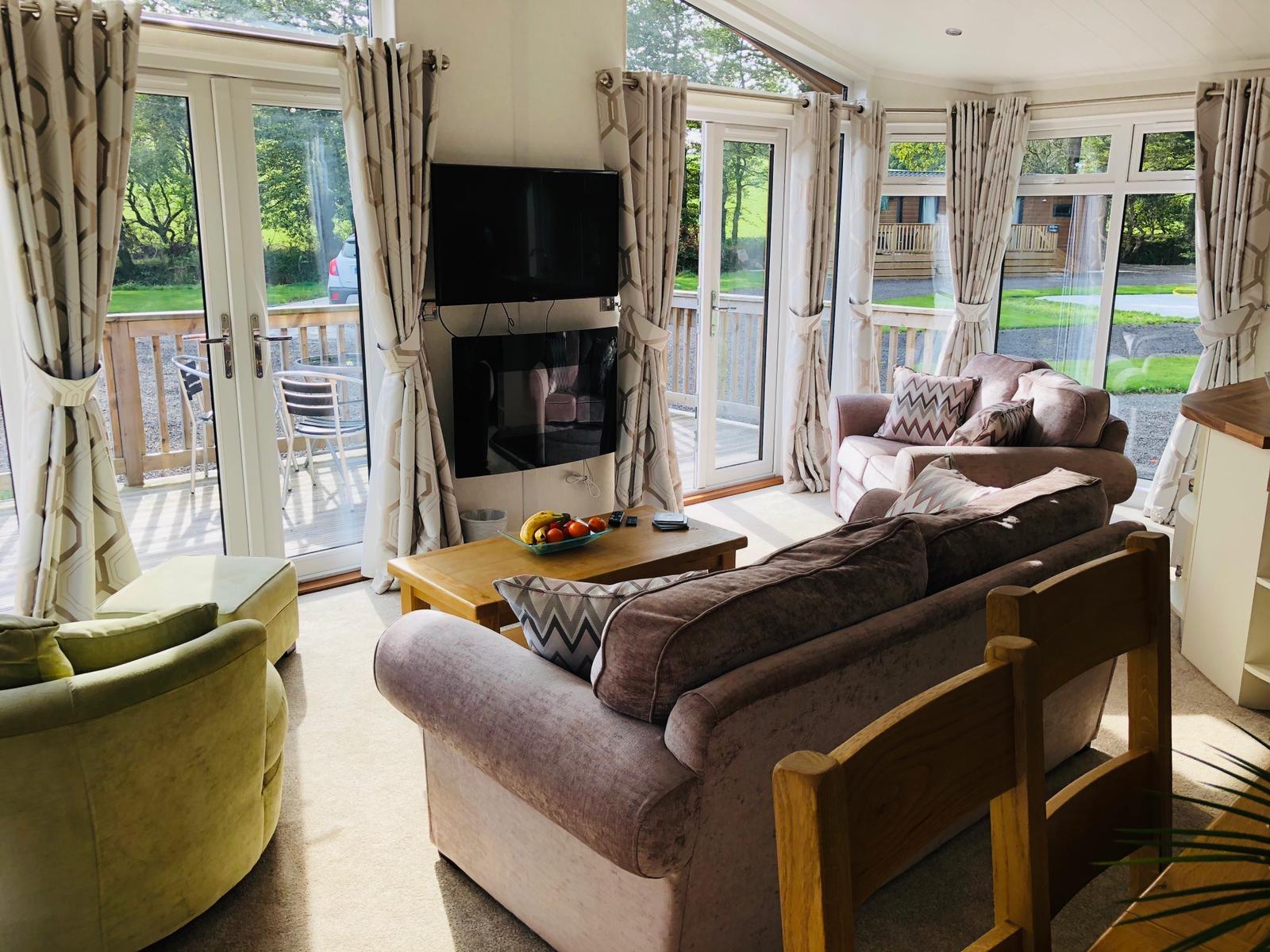 Luxury Lodges for sale, Devon
