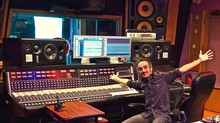 The Violution teams up with Drummer/Producer PATRICK CACCIA