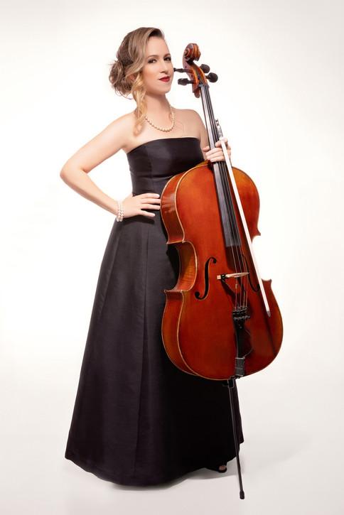 Sympholynn Cello Black Mandy