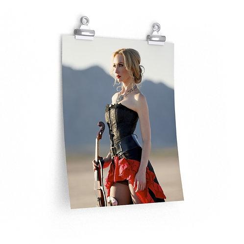 JLynn Premium Matte vertical posters