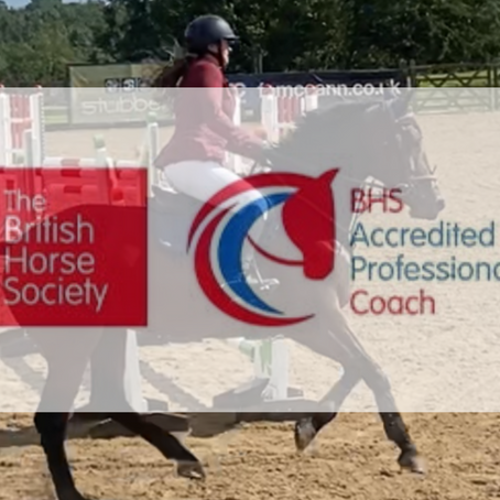 My top tips from my experiences of my journey to BHSAI / BHS Stage 3 in Complete Horsemanship