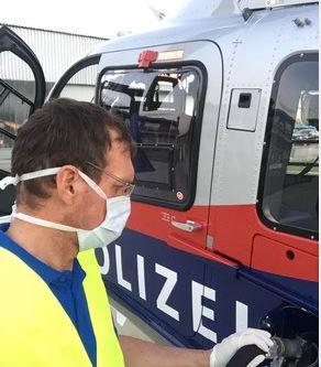 Notbetrieb am Flugplatz Kapfenberg aufgrund Covid-19