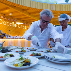 Google Executive Dinner