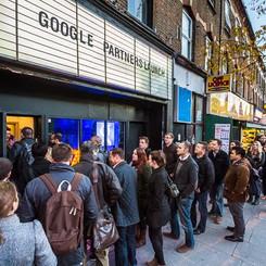 Google Partners Launch