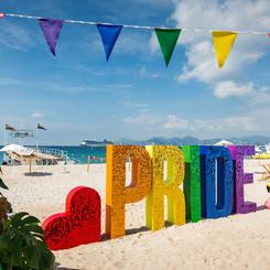 Pride on the Beach