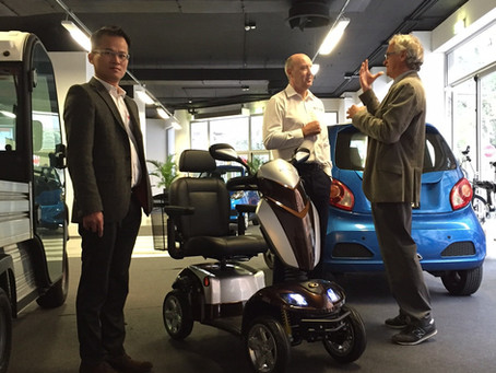 KYMCO Healthcare @Milaners