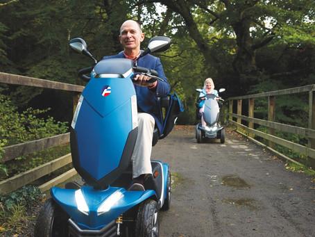 Scooter disabili? FILANTE Motors.