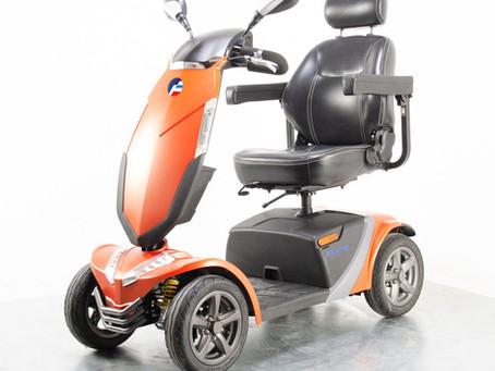 Scooter per disabili, motorini per anziani..