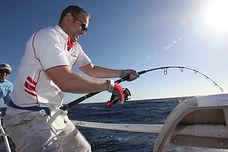 Shikari Charters: high quality fishing tackle