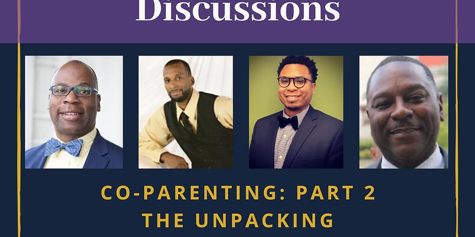 Co-Parenting Part 2: The Un-Packing