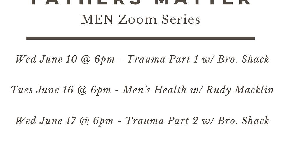 Men Empowerment Network - Schedule Calendar Only