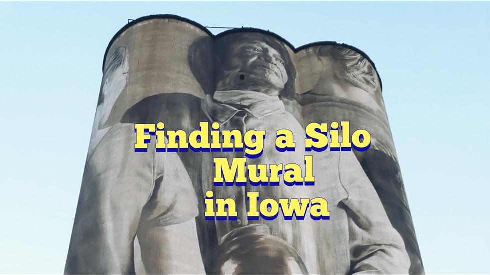 Iowa's Tallest Mural