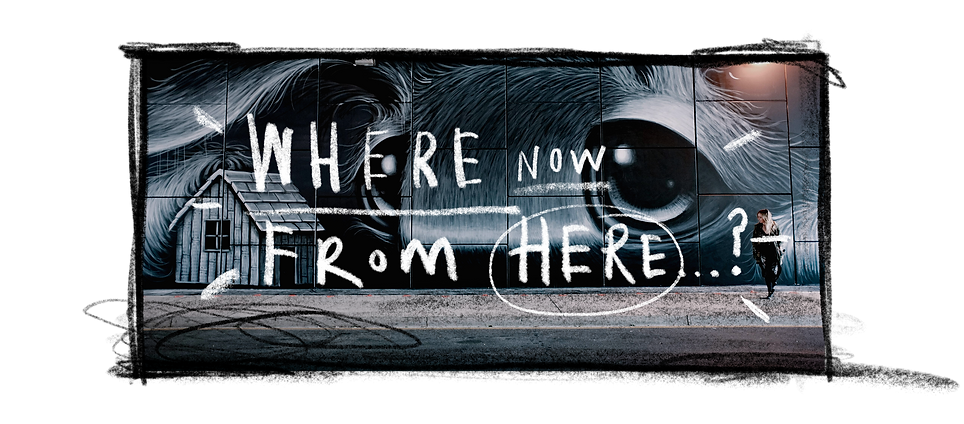 HAYLEY WELSH X WHERE NOW FROM HERE - 202