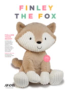 Finley the Fox Fundraiser