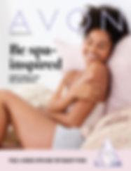 Avon Be Spa-Inspired Flyer