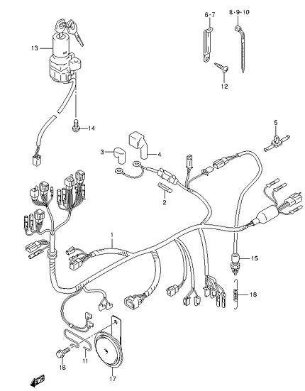 EN125 - Wiring Harness