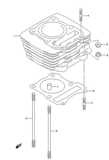 EN125 - Cylinder