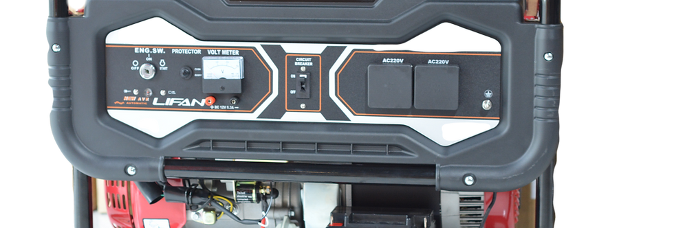 LIFAN 5kW Generator 5GF-4