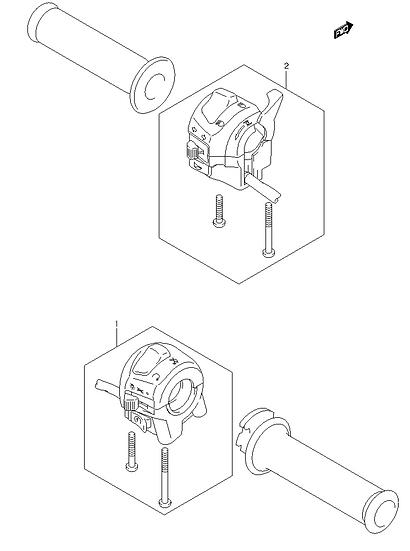 EN125 - Handle Switch