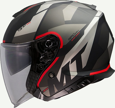 Mt Helmets Thunder 3 Sv Jet Bow