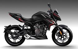300R in black H98