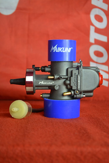Carburetor Performance Maikuni