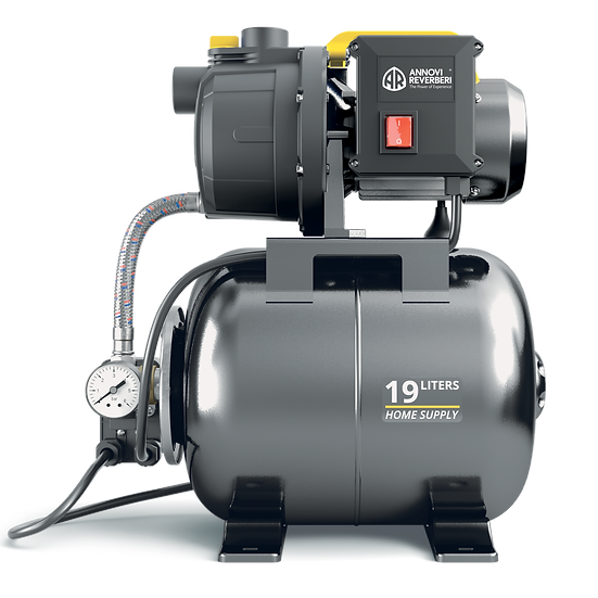 PG3100P with Pressure Vessel