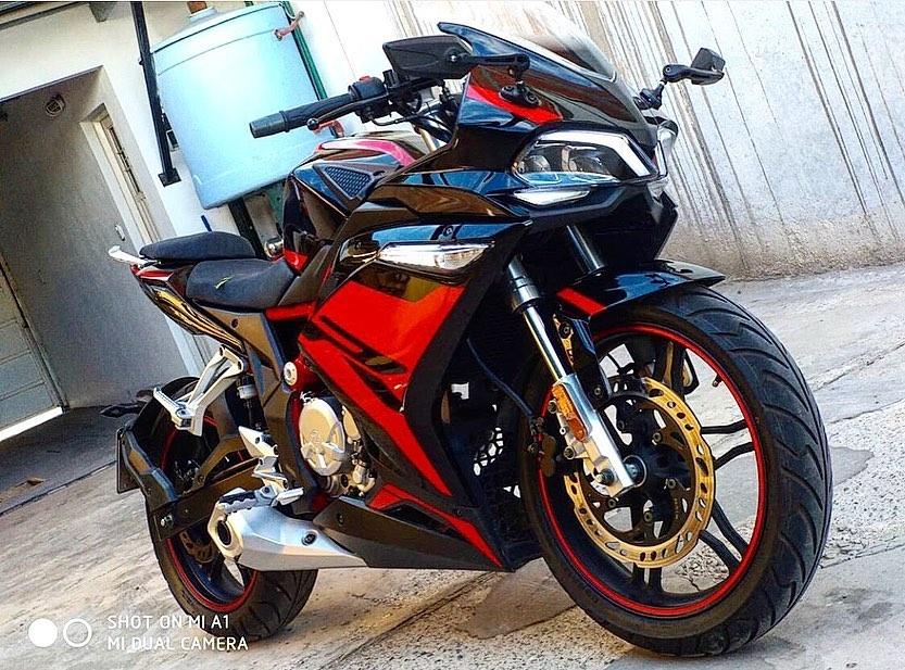 300RR Black