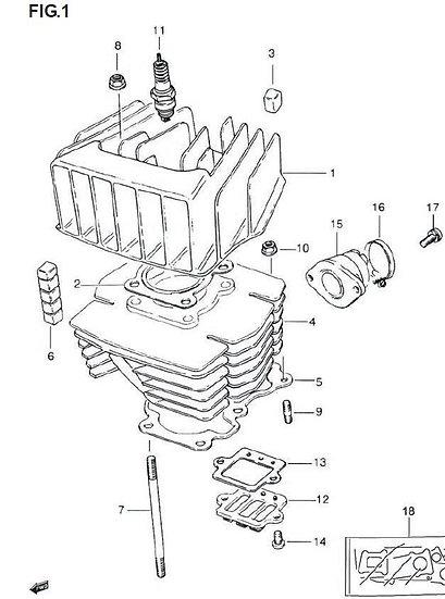 AX100 - Cylinder Unit