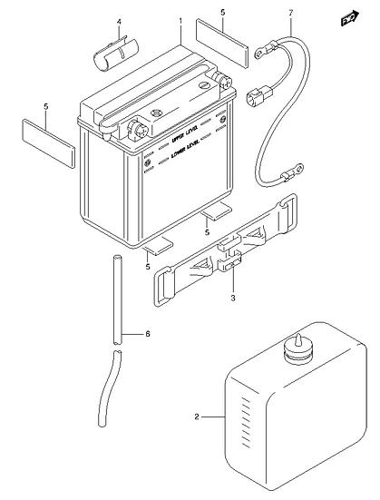 EN125 - Battery