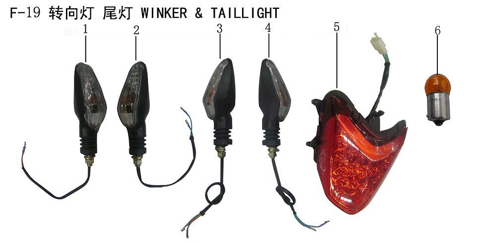 Winker & Tail light
