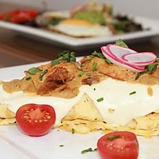 Omelette de la casa