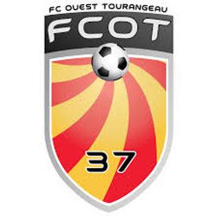 FC OUEST TOURANGEAU  SENIORS (CAMP JOURNEE ) JEUDI 15 AVRIL